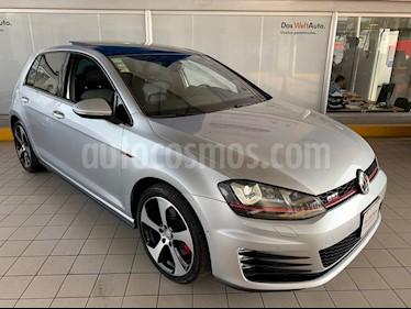 Foto venta Auto usado Volkswagen Golf GTI 2.0T DSG Piel (2017) color Plata precio $374,900