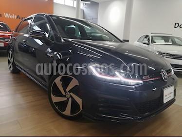 Foto venta Auto usado Volkswagen Golf GTI 2.0T DSG Piel (2018) color Azul Noche precio $455,000