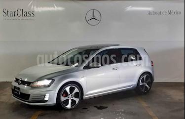 Foto venta Auto usado Volkswagen Golf GTI 2.0T DSG (2015) color Plata precio $309,000