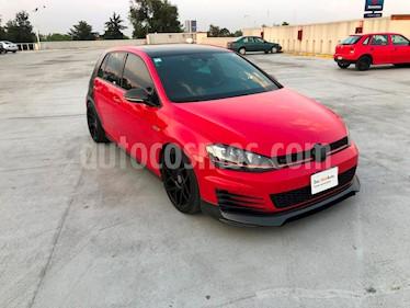 Foto venta Auto usado Volkswagen Golf GTI 2.0T DSG (2016) color Rojo Tornado precio $420,000