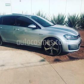 Foto venta Auto usado Volkswagen Golf GTI 2.0T DSG (2017) color Plata Reflex precio $400,000