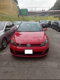 Volkswagen Golf GTI 2.0T Piel usado (2016) color Rojo Tornado precio $300,000