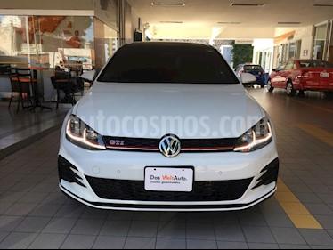 Foto Volkswagen Golf GTI 2.0T usado (2018) color Blanco precio $383,580