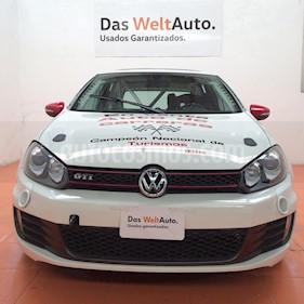 Foto venta Auto usado Volkswagen Golf GTI 2.0T (2010) color Blanco Candy precio $350,000