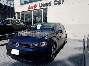 Foto venta Auto Seminuevo Volkswagen Golf GTI 2.0T (2015) color Azul precio $349,000