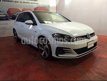 Foto Volkswagen Golf GTI 2.0T usado (2019) color Blanco precio $495,000