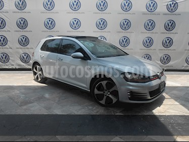 Foto venta Auto usado Volkswagen Golf GTI 2.0T (2017) color Plata Reflex precio $399,000