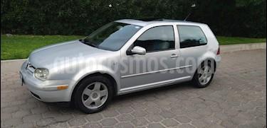 Volkswagen Golf GTI 2.0T usado (2000) color Gris Plata  precio $89,000
