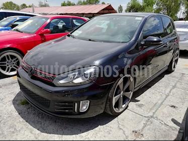 Foto venta Auto usado Volkswagen Golf GTI 2.0T (2011) color Negro precio $299,000