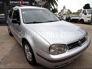 Foto venta Auto Usado Volkswagen Golf GTI 3P 1.8 (2001) color Gris Plata  precio $179.000