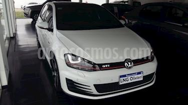 Volkswagen Golf GTI 5P 2.0 TSI DSG Plus usado (2016) color Blanco precio u$s28.000