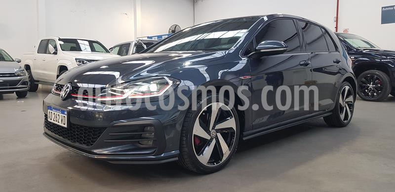 Volkswagen Golf GTI 5P 2.0 TSI DSG Plus Cuero usado (2019) color Azul precio u$s32.500