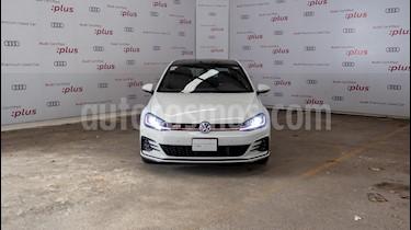 Volkswagen Golf GTI 2.0T usado (2019) color Blanco precio $490,000