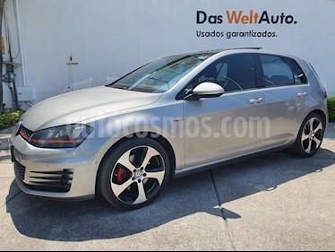 Volkswagen Golf GTI 2.0T DSG Piel usado (2015) color Plata Reflex precio $309,900