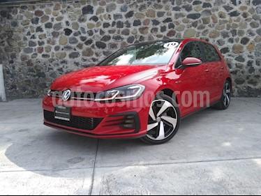 Volkswagen Golf GTI 2.0T usado (2019) color Rojo precio $499,000