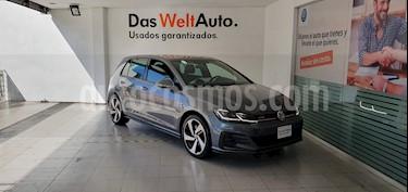 Volkswagen Golf GTI 2.0T DSG usado (2019) color Gris precio $469,000