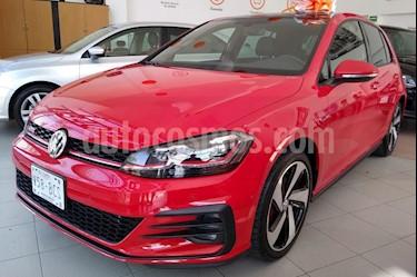 Volkswagen Golf GTI 2.0T DSG Piel usado (2019) color Rojo precio $488,000