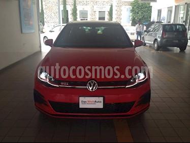 Volkswagen Golf GTI 2.0T Piel usado (2019) color Rojo Tornado precio $499,000