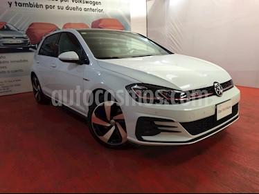 Volkswagen Golf GTI 2.0T DSG usado (2018) color Blanco precio $440,000