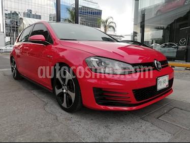 Volkswagen Golf GTI 2.0T DSG Piel usado (2017) color Rojo Tornado precio $355,000