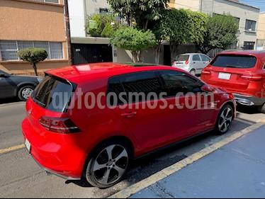 Volkswagen Golf GTI 2.0T DSG Piel usado (2016) color Rojo Tornado precio $320,000