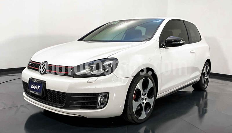 Volkswagen Golf GTI Version usado (2013) color Blanco precio $267,999