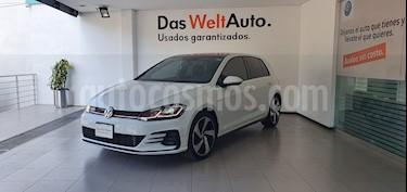 Volkswagen Golf GTI 2.0T DSG usado (2019) color Blanco precio $479,000