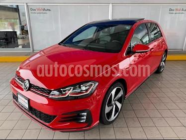 Volkswagen Golf GTI 2.0T DSG usado (2019) color Rojo Tornado precio $489,900