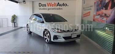 Volkswagen Golf GTI 2.0T DSG usado (2019) color Blanco precio $499,000