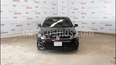 Volkswagen Golf GTI 2.0T DSG usado (2019) color Negro Profundo precio $469,000