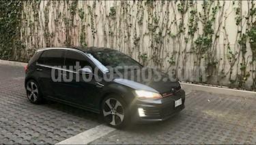 Volkswagen Golf GTI 2.0T Piel usado (2015) color Gris precio $290,000
