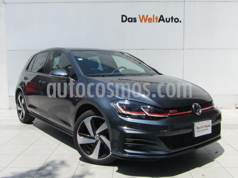 Volkswagen Golf GTI 2.0T DSG usado (2019) color Gris precio $489,000