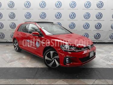 Volkswagen Golf GTI 2.0T DSG usado (2019) color Rojo precio $519,000