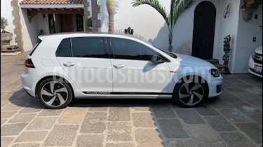 Volkswagen Golf GTI 2.0T DSG Navegacion Piel usado (2017) color Blanco Candy precio $335,000