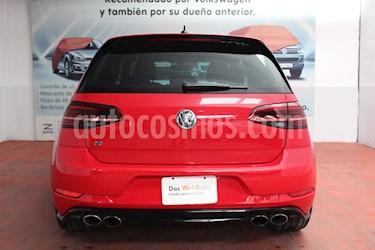foto Volkswagen Golf R 2.0T DSG usado (2018) color Rojo Tornado precio $635,000