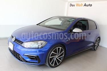 Volkswagen Golf R 2.0T DSG usado (2018) color Azul precio $630,000