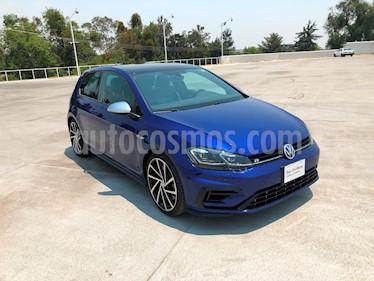 Foto venta Auto usado Volkswagen Golf R 2.0T DSG (2018) color Azul Noche precio $630,000