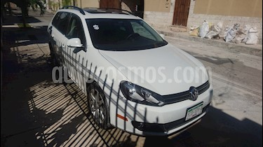 Volkswagen Golf Sportwagen 2.5L Tiptronic Full usado (2012) color Blanco precio $120,000