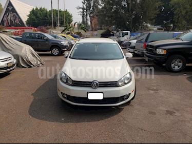 Volkswagen Golf Sportwagen 2.5L Tiptronic NAV usado (2013) color Blanco precio $145,000