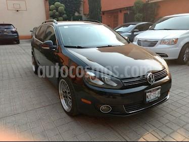 Foto Volkswagen Golf Sportwagen 2.5L Tiptronic Piel Qc usado (2010) color Negro Onix precio $135,000