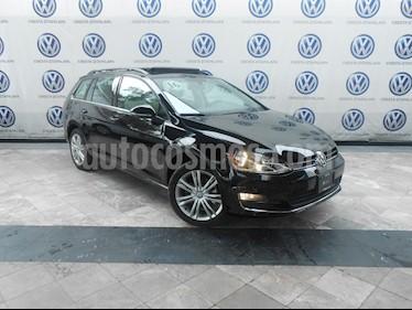 Foto venta Auto usado Volkswagen Golf Sportwagen 2.5L Tiptronic Piel Qc (2016) color Negro Onix precio $319,000