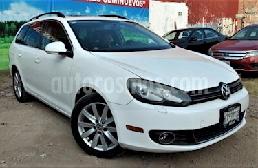 Foto venta Auto Seminuevo Volkswagen Golf Sportwagen 2.5L Tiptronic Piel (2010) color Blanco precio $129,000
