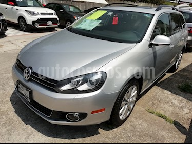 Foto venta Auto usado Volkswagen Golf Sportwagen 2.5L Tiptronic  (2013) color Plata precio $177,000