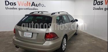 Foto venta Auto usado Volkswagen Golf Sportwagen 2.5L Tiptronic (2013) color Beige precio $169,000