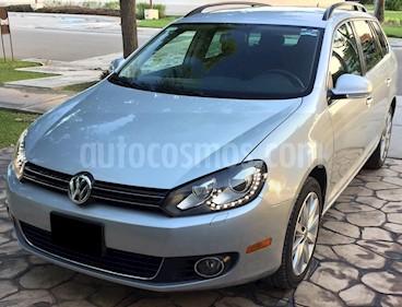 Foto venta Auto Seminuevo Volkswagen Golf Sportwagen 2.5L Tiptronic  (2013) color Plata Reflex precio $145,000