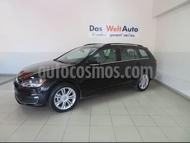 Foto venta Auto Seminuevo Volkswagen Golf Sportwagen Diesel DSG (2016) color Negro Profundo