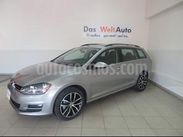 Foto venta Auto usado Volkswagen Golf Sportwagen Diesel DSG (2016) color Plata Reflex precio $304,826