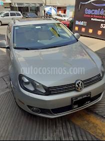 Volkswagen Golf Sportwagen 2.5L Tiptronic Piel usado (2011) color Gris Platino precio $105,000
