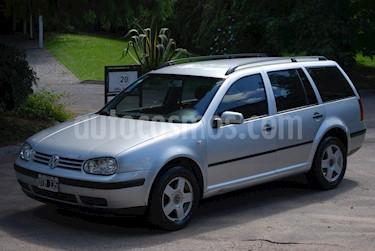 Foto venta Auto usado Volkswagen Golf Variant 1.9 TDi (2001) color Gris Plata