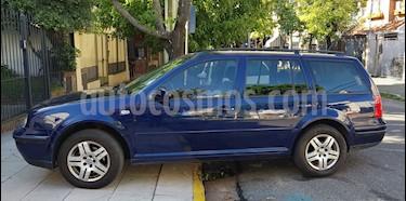 Foto venta Auto usado Volkswagen Golf Variant 2.0 Highline Aut (2000) color Azul precio $143.000